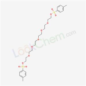 42749-27-9,1-methyl-4-[2-[2-[2-[2-[2-[2-(4-methylphenyl)sulfonyloxyethoxy]ethoxy]ethoxy]ethoxy]ethoxy]ethoxysulfonyl]benzene,
