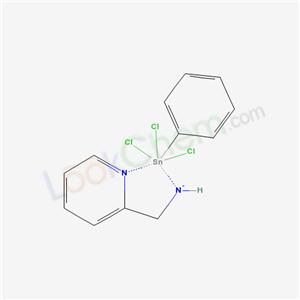 72951-29-2,pyridin-2-ylmethylazanide; trichloro-phenyl-stannane,