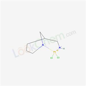 74139-39-2,dichloroplatinum; 3,4,5,6-tetrahydro-2H-pyridin-3-ylmethylazanide,