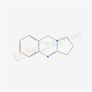 Molecular Structure of 495-59-0 (Deoxypeganine)