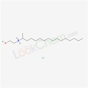 56167-08-9,N-Mono(beta-hydroxyethyl)-2-aminohexadecane hydrochloride,