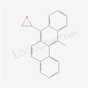 61695-77-0,BENZ(a)ANTHRACENE, 7-EPOXYETHYL-12-METHYL-,
