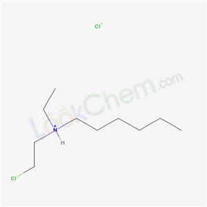 67227-19-4,N-(2-Chloroethyl)-N-ethylhexylamine hydrochloride,