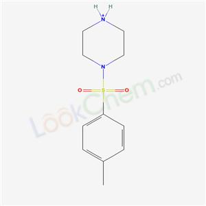 1-(TOLUENE-4-SULFONYL) -PIPERAZINE(27106-51-0)