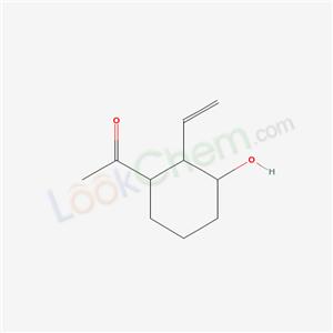 7224-85-3,1-(2-ethenyl-3-hydroxy-cyclohexyl)ethanone,
