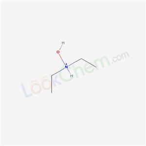 7235-59-8,diethyl-hydroxy-azanium,