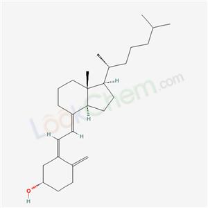 Molecular Structure of 1406-16-2 (Vitamin D)