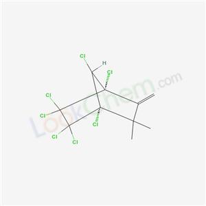 Molecular Structure of 8001-50-1 (Strobane)