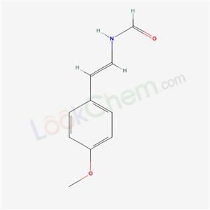 53643-53-1,N-Formyl-T-P-methoxystyrilamine,