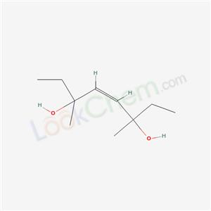 6285-26-3,4-Octene-3,6-diol, 3,6-dimethyl-,
