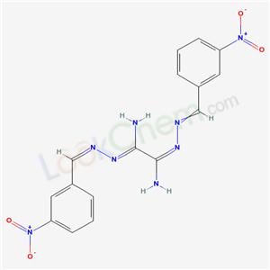6295-72-3,N1,N2-bis[(3-nitrophenyl)methylideneamino]ethanediimidamide,