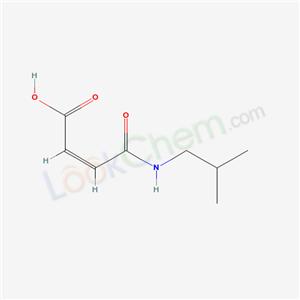 65591-48-2,(Z)-3-(2-methylpropylcarbamoyl)prop-2-enoic acid,