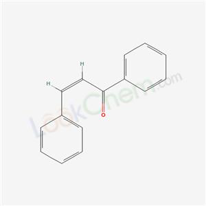 CAS NO:614-46-0 (Z)-1,3-diphenylprop-2-en-1-one Molecular Structure