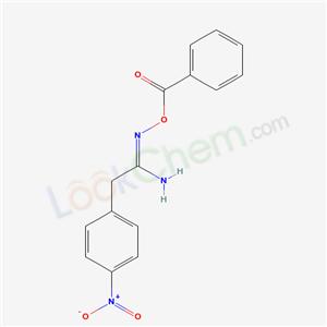 73623-31-1,O-Benzoyl-2-(p-nitrophenyl)acetamidoxime,