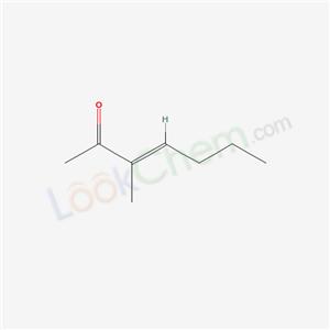 39899-08-6,(E)-3-methylhept-3-en-2-one,