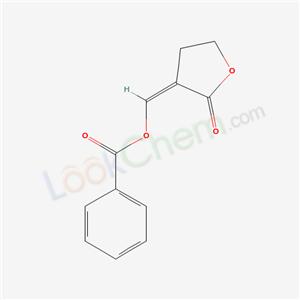 67194-27-8,[(Z)-(2-oxooxolan-3-ylidene)methyl] benzoate,