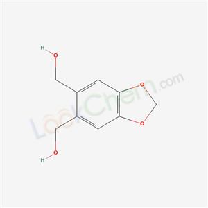 78186-60-4,5,6-Di(hydroxymethyl)-methylenedioxybenzol [German],