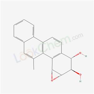 96790-40-8,CHRYSENO(3,4-B)OXIRENE-1,2-DIOL, 1,2,2A,3A-TETRAHYDRO-4-METHYL-, (1-α,2-β,2A-β-3A-β)-(+−)-,