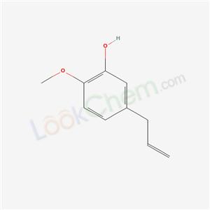 Molecular Structure of 501-19-9 (Chavibetol)