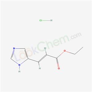 67358-40-1,Ethyl 3-(1H-imidazol-4-yl)acrylate monohydrochloride,