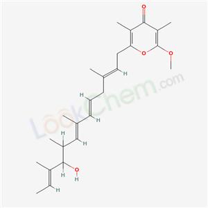 Actinopyrone A