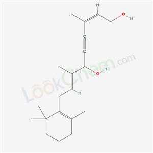 Molecular Structure of 3230-75-9 (Oxenine)