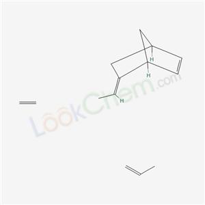 Poly(ethylene-co-propylene-co-5-methylene-2-norbornene)