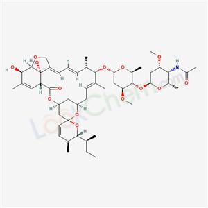 Eprinomectin component B