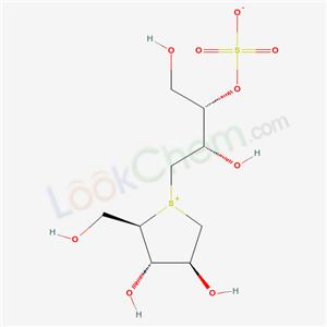 Molecular Structure of 200399-47-9 (Salacinol)
