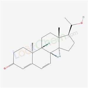 4243-74-7,(8S,9R,10S,13R,14S,17S)-17-(1-hydroxyethyl)-10,13-dimethyl-1,2,8,9,11,12,14,15,16,17-decahydrocyclopenta[a]phenanthren-3-one,