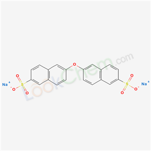 61551-82-4,6,6-Oxybis(2-naphthalenesulfonic acid), disodium salt,