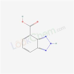 Benzotriazole 7 Cooh1H 4 Carboxylic Acid2H AcidAC1O59HTAKOS005152024