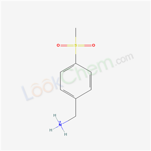 4-(Methanesulfonyl)benzylamine product picture