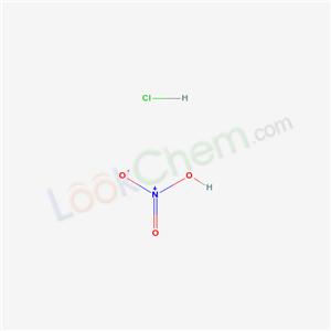 Molecular Structure of 8007-56-5 (Aqua regia)