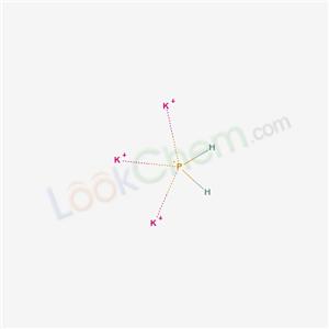 Molecular Structure of 20770-41-6 (Potassium phosphide (K3P))
