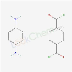 Benzene-1,4-diamine; benzene-1,4-dicarbonyl chloride