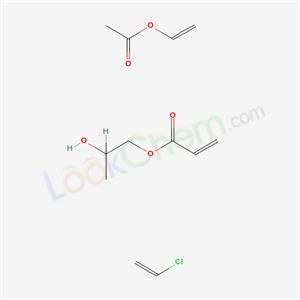 Vinyl Chloride Vinyl Chloroethylene 2 Hydroxypropyl Prop