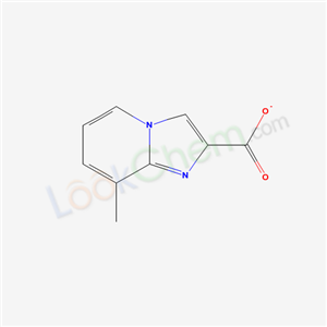 88751-05-7,5-methyl-1,7-diazabicyclo[4.3.0]nona-2,4,6,8-tetraene-8-carboxylate,ASINEX-REAG BAS 10157416;8-METHYL-IMIDAZO[1,2-A]PYRIDINE-2-CARBOXYLIC ACID