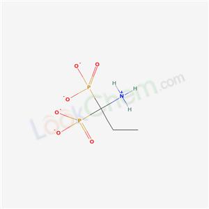 15049-86-2,1,1-diphosphonatopropylazanium,AMINOPROPYLIDENE DIPHOSPHONIC ACID