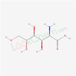 6165-14-6,2-Amino-2-deoxygluconic acid,