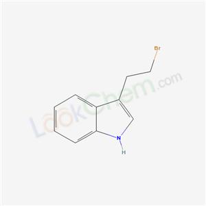 3389-21-7,1H-Indole, 3-(2-bromoethyl)-,3-(2-Bromoethyl)-1H-indole;3-(2-Bromo-ethyl)-1H-indole;