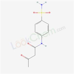 4542-32-9,N-(4-(Aminosulphonyl)phenyl)-3-oxobutyramide,