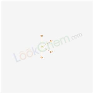 Molecular Structure of 7789-65-3 (Selenium tetrabromide)