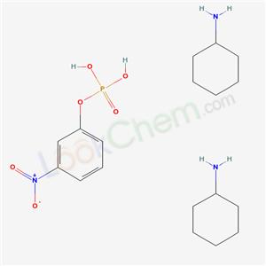 CAS No 14545-82-5,Bis(cyclohexylammonium) 4-nitrophosphate