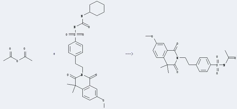 Gliquidone Supplier