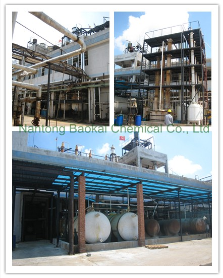 Our Production Facility of Chlorodifluoroacetic acid
