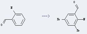 2-Amino-3,5-dibromobenzaldehyde (50910-55-9) ,2-Amino-3,5 ...