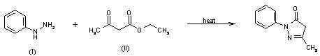 Image result for edaravone synthesis