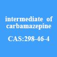 intermediate  of carbamazepine