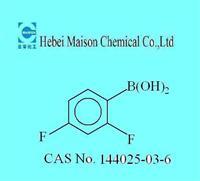 2,4-Difluorophenylboronic acid(144025-03-6)